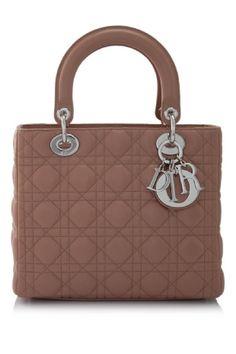 4c6b62100f4 Christian Dior Lady Dior Budget Fashion, Fast Fashion, Best Handbags,  Fashion Handbags,