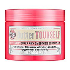 Soap & Glory Butter Yourself Cream