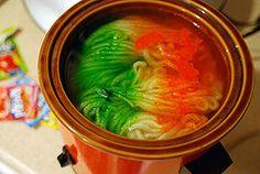 dye yarn in crock pot