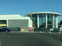 San Ramon CA  New city hall under construction