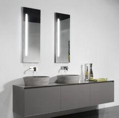 Spectacular Badspiegel http bad spiegel eu BeleuchtungBadezimmer