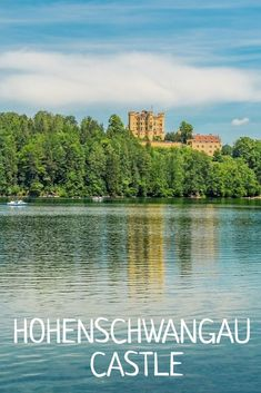 Shadowed by the fame of Neuschwanstein Castle, many tourists skip a visit inside Hohenschwangau Castle. Don't skip it and here is why! Travel Advice, Travel Guides, Travel Tips, European Travel, Travel Europe, Castles In England, Neuschwanstein Castle, Travel Reviews, Online Travel