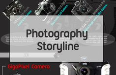 Evolution of Camera and Photography - Designzzz Infographic