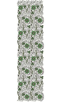 9495 All Over Embroidery Design
