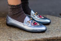 The Most Popular Shoe of the Moment Is Actually a Flat
