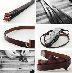 Wanted : Leather Camera Strap