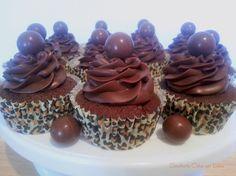 Sweetharts Cakes and Bakes: Chocolate orange cupcakes