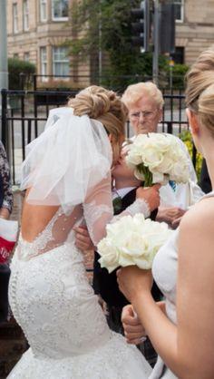 Wedding kiss xxx