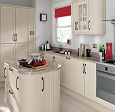 Cavell Cream | Dream Home Ideas | Pinterest | Kitchens, Cream ...