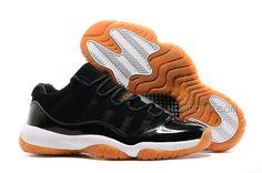 "Cheap Air Jordan 11 Retro Low ""Black Gum Bottom"" Sale 5c6619639"