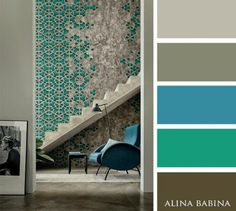 15perfect colour combinations for your home