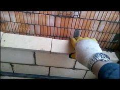 мангал из кирпича построить самому видеоинструкция - YouTube