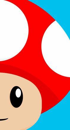 Wallpaper Nintendo, Cartoon Wallpaper, Wallpaper Backgrounds, Iphone Wallpaper, Apple Wallpaper, Super Mario Bros, Super Nintendo, Gaming Wallpapers, Cute Wallpapers