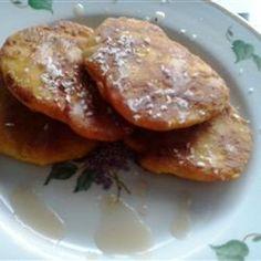 Chilean-Style Sopaipillas Allrecipes.com