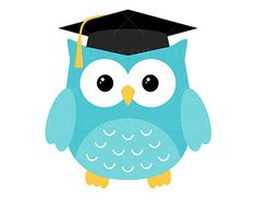 Owl Graduation School 1 Dollar