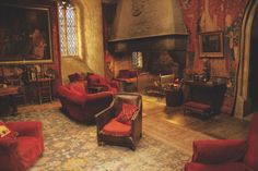 harry potter common room - Google Search