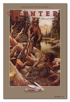 1986 bullet knife poster.the hunter.jpg