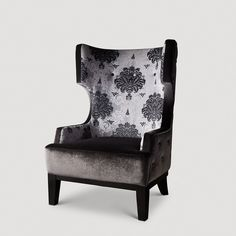 Florence Chair Single Patterned - Occasional Chairs - Living - Koala & Tree