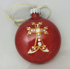 Armenian Cross Masis Ararat Armenian Ornaments Hand by DoniainArt