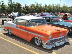 '56 Chevy...Brought to you by House of #Insurance in #Eugene #Oregon