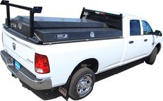 """Pickup storage is well at hand with a Highway Products, Inc. """"Pickup Pack""""."""