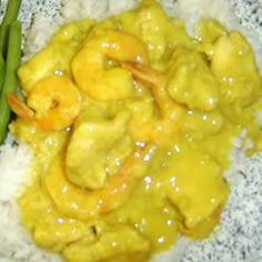 Thai Green Prawn Curry @ allrecipes.co.uk