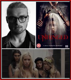 My new interview for Roobla.com with Unhinged Writer/Director Dan Allen  Unhinged is available form #HMV & #Asda Monday   http://roobla.com/film/feature/62909/interview-dan-allen/  #DanAllen #Roobla #Unhinged #Writer #Director #SupportIndieFilm