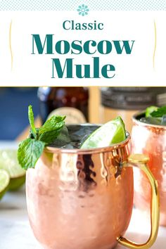 Easy Delicious Recipes, Great Recipes, Whole Food Recipes, Easy Recipes, Tasty, Classic Cocktails, Summer Cocktails, Homemade Ginger Beer, Spicy Bite