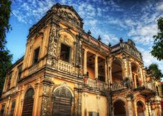 The Abandoned Colonial in Phnom Phen, Laos FCC building Kampot, Derelict Buildings, Colonial Architecture, Phnom Penh, Cambodia, Laos, Interior And Exterior, My Dream, Abandoned