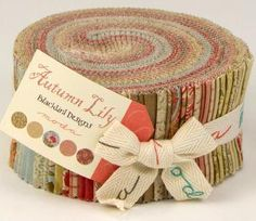 Autumn Lily Jelly Roll