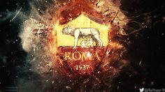 A.S. Roma grunge wallpaper by Belthazor78.deviantart.com on @DeviantArt