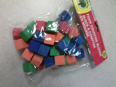Live, Laugh, Love, Teach: Home-Made Dice & a Freebie: A belated Monday Made It