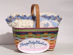Soft and Chic Crocheted Baby Blanket  Cream by SleepyBabyBlankets