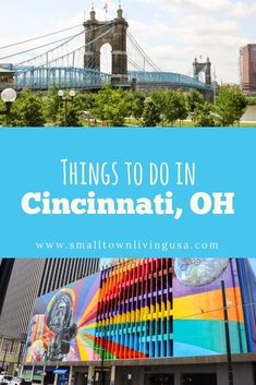This list is all about awesome Cincinnati activities. If you are visiting the Cincinnati, OH area, check out these things to do. Cincinnati Skyline, Cincinnati Zoo, Over The Rhine Cincinnati, Ohio Destinations, Family Activities, Vacation Trips, Travel Usa, Night Life, Findlay Market