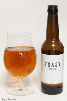 Last month saw the launch of Toaste Ale; a beer made with 'surplus bread'...