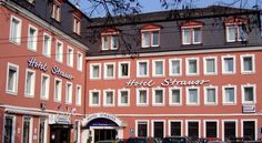City Partner Hotel Strauss Würzburg Located 200 metres from the Congress Centre in the heart of the romantic city of Würzburg, this 3-star hotel is within walking distance of the main tourist attractions. A free internet computer is available in the lobby.