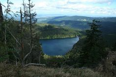Lesy, Magical Forest, European Countries, Mountain Range, Czech Republic, Southern, Mountains, Country, Water