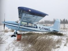 1967 Cessna 180 for sale in Yellowknife, NT Canada => www.AirplaneMart.com/aircraft-for-sale/Single-Engine-Piston/1967-Cessna-180/13595/