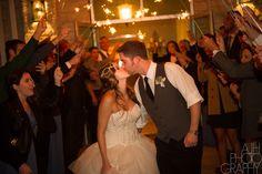 Terrace Club Wedding : Justine & Garrett » AJH Photography