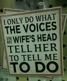 I saw this at Hobby Lobby today, Im on a budget, I couldnt get it. But I know this direct sales company who make stuff with your own words ...so I will definitly put this in my husband man cave