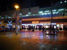 AKB48 CAFE&SHOP / GUNDAM Cafe