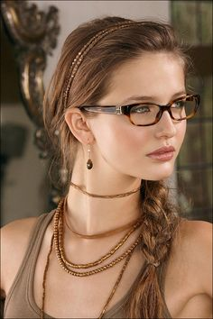 Ralph Lauren accessories...this makes it easier to accept that I now need glasses/readers! :)