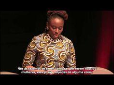 Nós Deveríamos Todos Ser Feministas Chimamanda Ngozi Adichie para TEDxEuston - YouTube