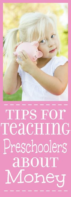 Teaching kids about money when they're young will have a huge effect on their money management later in life. Start them off on the right foot with these 10 Tips for Teaching a Preschooler about Money. Parenting Advice, Kids And Parenting, Parenting Classes, Matter For Kids, Learning Money, Budget Planer, Always Learning, Financial Literacy, Bible Lessons