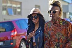 STR CRD Street Style | Part One Location: Maboneng Precinct, Johannesburg, South Africa Photographed by: The Expressionist Like on Facebook: The Expressionist Follow on Twitter: The Expressionist