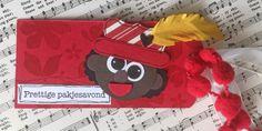 Quick and Easy: Zwarte Piet label – De Stempelolifant