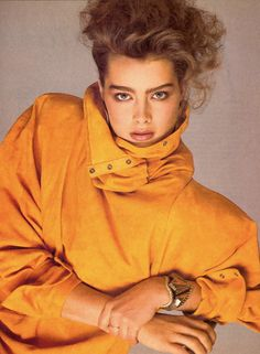 FASHION SIZZLE | Vintage Brooke Shields