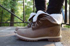 Women's Timberland -   Fold-Down Boots