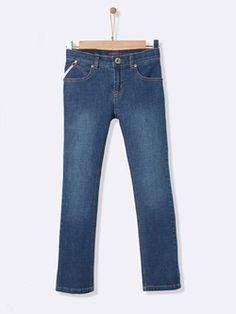 new style 7be66 8610d Slim garçon denim - denim brut Jeans, Höst Vinter