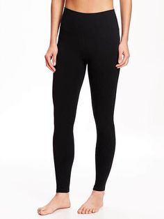 High-Rise Legging for Women (my favorite) $18 Size Medium/Regular Length (I wear these under all my dresses)